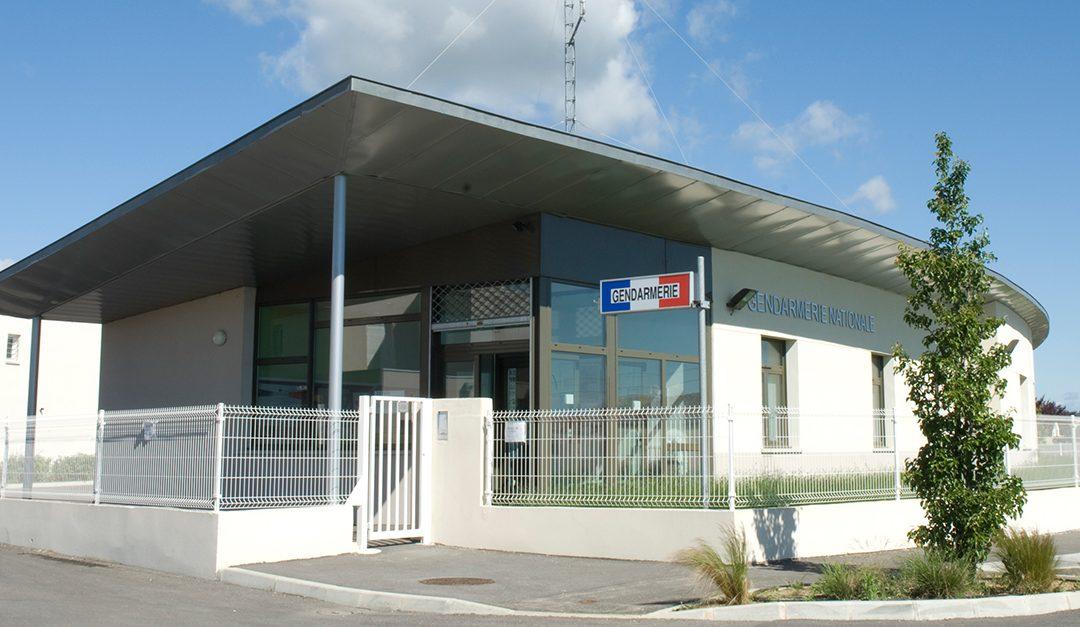 Gendarmerie Nationale de Calvisson