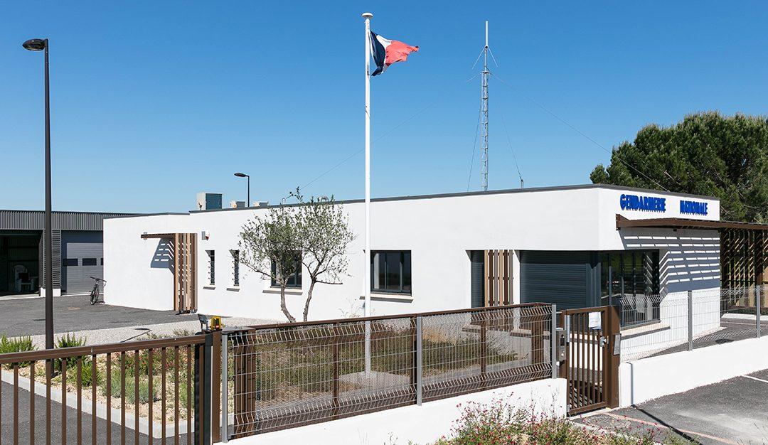 Gendarmerie Nationale de Saint-Mamert-du-Gard