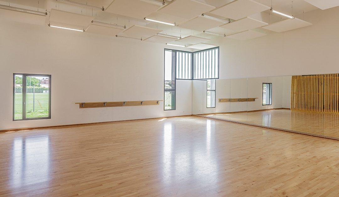 Salles de danse et d'activités